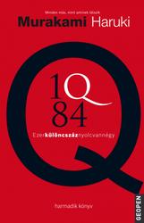 Murakami Haruki: 1Q84, 3. kötet