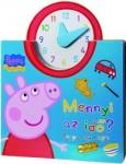Peppa malac: Mennyi az idő?