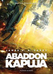 James S. A. Corey: Abaddon kapuja (Térség, 3. rész)