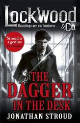 Jonathan Stroud: The dagger in the desk