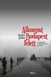 Kovács Gellért: Alkonyat Budapest felett