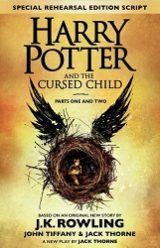 JK Rowling: Harry Potter and the Cursed Child
