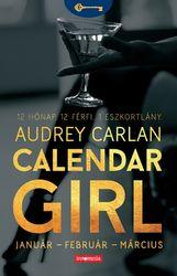 Audrey Carlan: Calendar girl